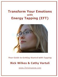 Welcome to our EFT Tapping Learning Center… We have a gift for you! It's our our EFT Tapping Guide, Transform Your Emotions with Energy Tapping (EFT). This 45-page e-book is perfect for printing or fast review on your computer. You can be tapping for relief in minutes!Just Sign Up using the box below (or buy …