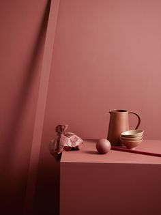 Hot Summer Terracota: Terracotta it's a warm, creamy, natural, rich, full-bodied color and it can complement many interior design styles. Color Trends, Design Trends, Design Ideas, Design Styles, Deco France, Interior Styling, Interior Design, Prop Styling, Blog Deco