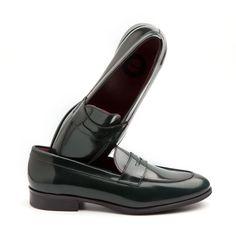 Irma Green | beatnikshoes.com Handmade in Spain in genuine leather. Worldwide shipping by UPS. € 129,99