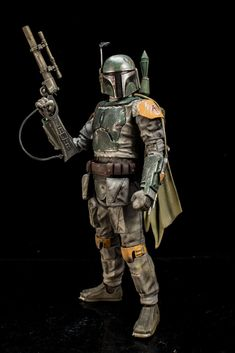 Bandai x Star Wars 1/12 Boba Fett: Modeled by xterry. PhotoReview Big Size Images, Info http://www.gunjap.net/site/?p=282248