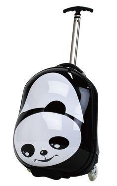 Amazon.co.jp: 旅行キャリー 軽量 小型 機内持込 キャリーケース キャリーバック(パンダ)5065: シューズ&バッグ