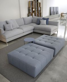 Loft Sofa by Studio Marelli classic form loft sofa