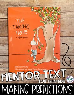 4 Mentor Texts for Teaching Predictions & Inferences Reading Lessons, Reading Skills, Teaching Reading, Guided Reading, Learning, Predicting Activities, Book Activities, Reading Comprehension Skills, Reading Strategies
