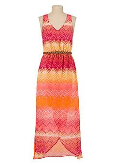 maxi dress in bandana print (original price, $44) available at ...