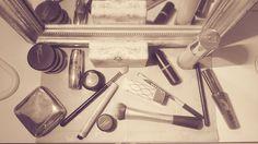 Make up vanity diy! Follow instruction at my blog!!