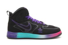 the latest 73413 daef7 Nike Lunar Force 1 Fuse Mid QS