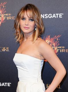 jennifer lawerence hair | Fall Haircut Inspiration