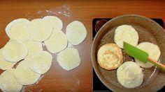 Už nikdy nebudete váhať, čo urobiť z vajca a múky. Slané minikoláče sa zjedia za pár minút – radynadzlato.sk Kefir, Good Food, Dairy, Cooking Recipes, Cheese, Basket, Bakken, Essen, Chef Recipes