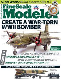 FineScale Modeler Magazine Iwo Jima, Boat Kits, Blue Angels, Coast Guard, Magazine, Star Wars, Modeling, Aircraft, Scale