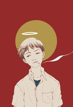 Shinji Ikari аниме, Anime Art, Evangelion, Shinji Ikari