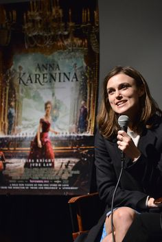 "Keira Knightley - TheWrap's Awards Season Screening Series Presents ""Anna Karenina"""