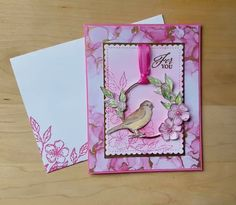 Bird Cards, Stamping Up Cards, Paper Pumpkin, Pet Birds, Stampin Up, Birthday Cards, Projects To Try, Card Making, Ink