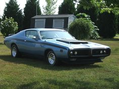 dodge charger 1971.