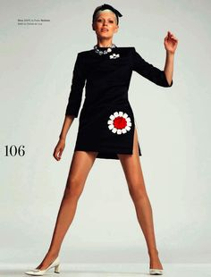 Alys Hale Goes Mod By Chris Colls For Madison May2013 - 8 Style | Sensuality Living - Anne of Carversville Women's News