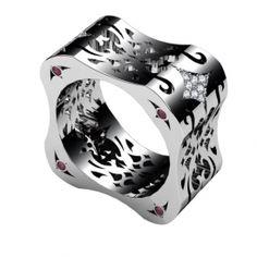 women's LUZ flirt ring
