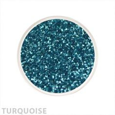 Turquoise Loose Glitter