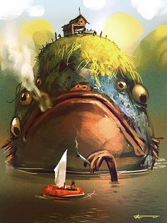 Creative Illustrations by Artur Fast | InspireFirst