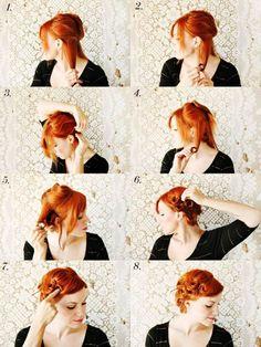 Die 328 Besten Bilder Von Rockabilly Frisur Vintage Hairstyles