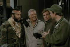 My Year With The A-Team: Season Episode 19 - Moving Targets John Saxon, Mister Ed, George Peppard, Big Kiss, Old Shows, Tough Guy, Military Men, The A Team, 3 Kids