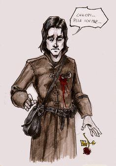 Emiel Regis. The Vampire