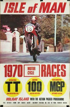1970 isle of man TT
