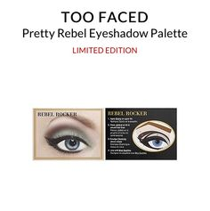 Rebel Rocker eye by Too Faced www.sephora.com