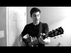 """Shawn Mendes - """"Kid In Love"""" (Acoustic Bathroom Version) #Shawn1Million - YouTube.. To amazing I melted"""