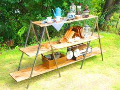 ウッドラック DIY キット 本体 | アウトドアラック | | Nature-tones <The Expand Metal Products>