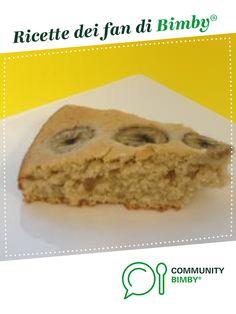 Torta banane e cocco è un ricetta creata dall'utente Team Bimby. Questa ricetta Bimby® potrebbe quindi non essere stata testata, la troverai nella categoria Prodotti da forno dolci su www.ricettario-bimby.it, la Community Bimby®.
