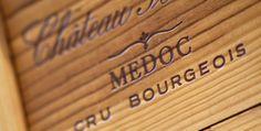 My Prestige Wines The Prestige, Bamboo Cutting Board, Wine
