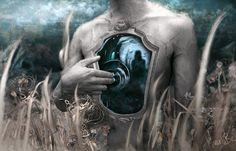 Beautiful Digital Illustrations by Marcela Bolivar