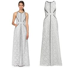 Corrine Lace Maxi Dress £265 | Whistles