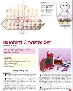 Bluebird Coaster Set Pg 1/3