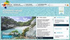 ¿Deben ser los Portales Oficiales de Turismo canales de reserva online? Yo opino que no. Menorca, Portal, Desktop Screenshot, Travel, Islands, Day Planners, Tourism, Events, Viajes