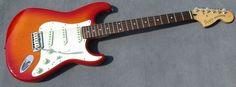 2007 Squier Standard Stratocaster Sienna Sunburst by Fender #Squier Fender Squier, Fender Guitars, Retro, Music, Ebay, Musica, Musik, Rustic, Muziek