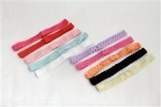 Wholesale Baby Lace Headbands