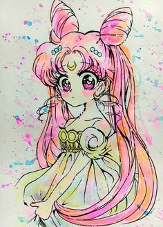 Small Lady / Moon / Chibiusa