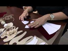 Programa Arte Brasil - 05/03/2015 - Maria Del Carmem - Anjo Rústico de Juta - YouTube