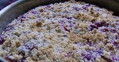 En realidad en los países de habla germana un kuchen puede ser muchas cosas, desde un trozo de cake, una torta, o cualquier preparación dulc...