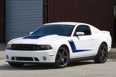 2012 Ford Mustang Roush Stage 3