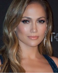 Jennifer Lopez makeup
