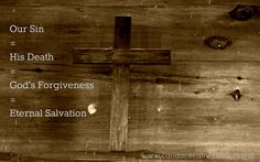 Good Friday-My personal reflection:Christmas is big. Most everything stops when we celebrate the birth of Jesus Christ. But for me, the remembrance and celebration of Good Friday and Easter hands down affects me more than any other holiday. Why? Because it's the pinnacle of the Christ's purpose on earth.