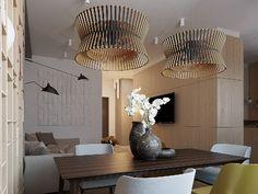 Znalezione obrazy dla zapytania lampa drewniana
