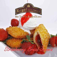 Strawberry Bread Jammin  Strawberry Bread Jammin Sandwich adalah Sandwich Goreng berisi Selai Strawberry Spesial yang lezat  Cocok untuk kamu yang suka dengan Rasa asam dan Manis  1 Bungkus Strawberry Breadjammin berisi 6 pcs Sandwich.