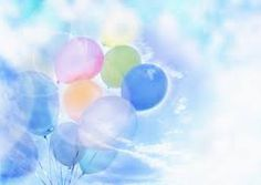 Image result for vintage balloon in the sky