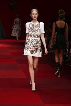 Embroidery - Dolce & Gabbana