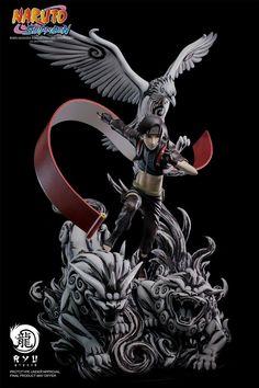Anime Naruto, Naruto Art, Figurine Anime, Naruto Shippuden, Itachi, Akatsuki, Geeks, Anime Toys, Miguel Angel