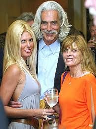 Right to left: Katharine Ross, her husband Sam Elliott, and their daughter Cleo Rose Elliott Katherine Ross, Hollywood Stars, Old Hollywood, Classic Hollywood, Actor Sam Elliott, Sam Elliott Pictures, Pretty People, Beautiful People, Celebrities Then And Now
