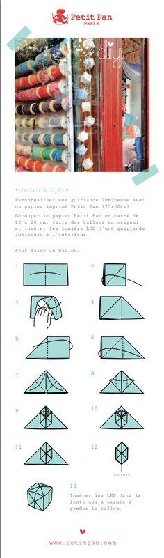 plus de 1000 id es propos de origami et petits papiers. Black Bedroom Furniture Sets. Home Design Ideas