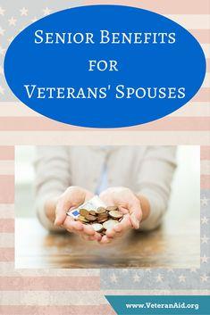 Senior Benefits for Veterans' Spouses - VeteranAid Widows Benefits, Va Benefits, Military Spouse, Military Veterans, Vietnam Veterans, Veterans Discounts, Military Discounts, Disabled Veterans Benefits, Veterans Services